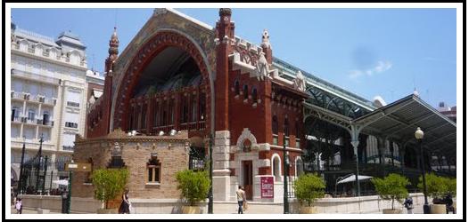 Mercado de Colón de Valencia