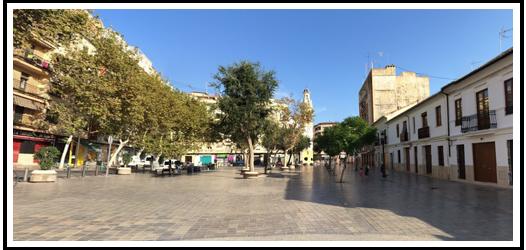 Plaça de Patraix