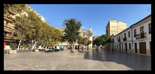 Plaza de Patraix